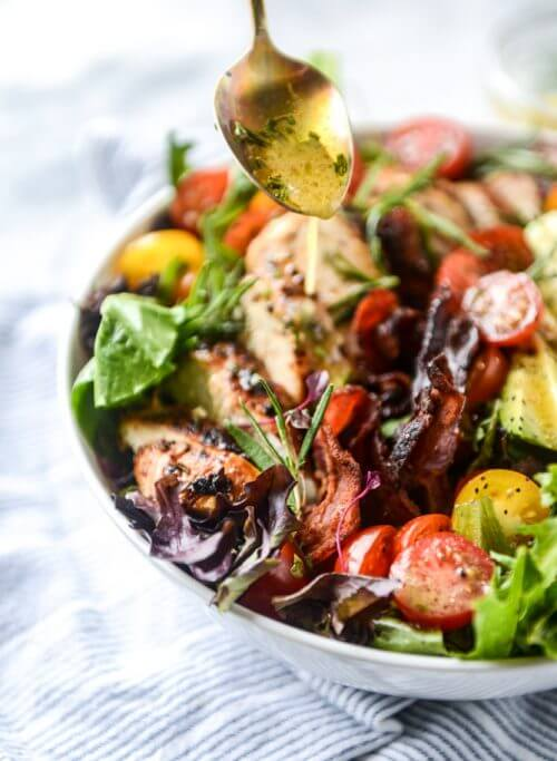 72 Best Keto Summer Salad Recipes 5