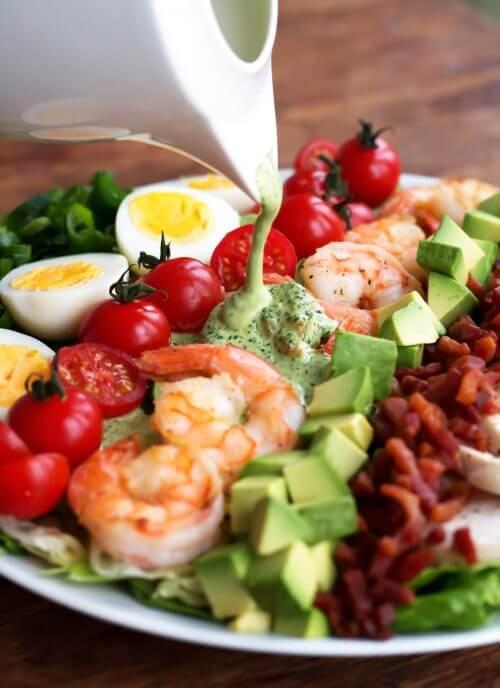 72 Best Keto Summer Salads 3