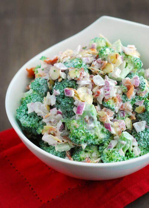 72 Best Keto Summer Salad Recipes 6