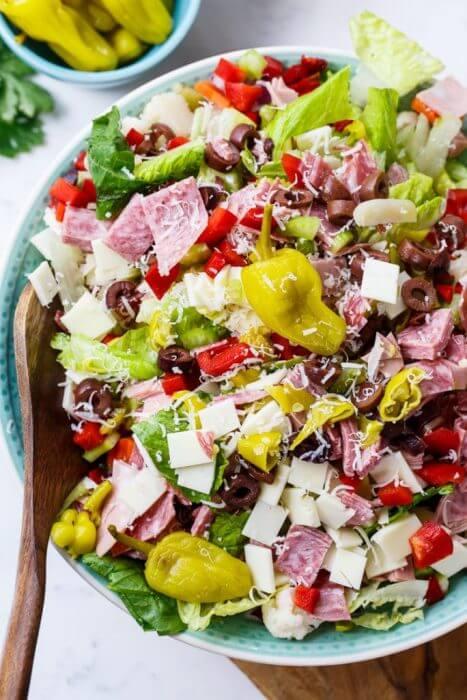 72 Best Keto Summer Salad Recipes 9