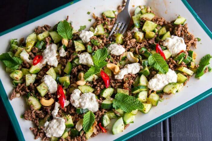 72 Best Keto Summer Salad Recipes 4