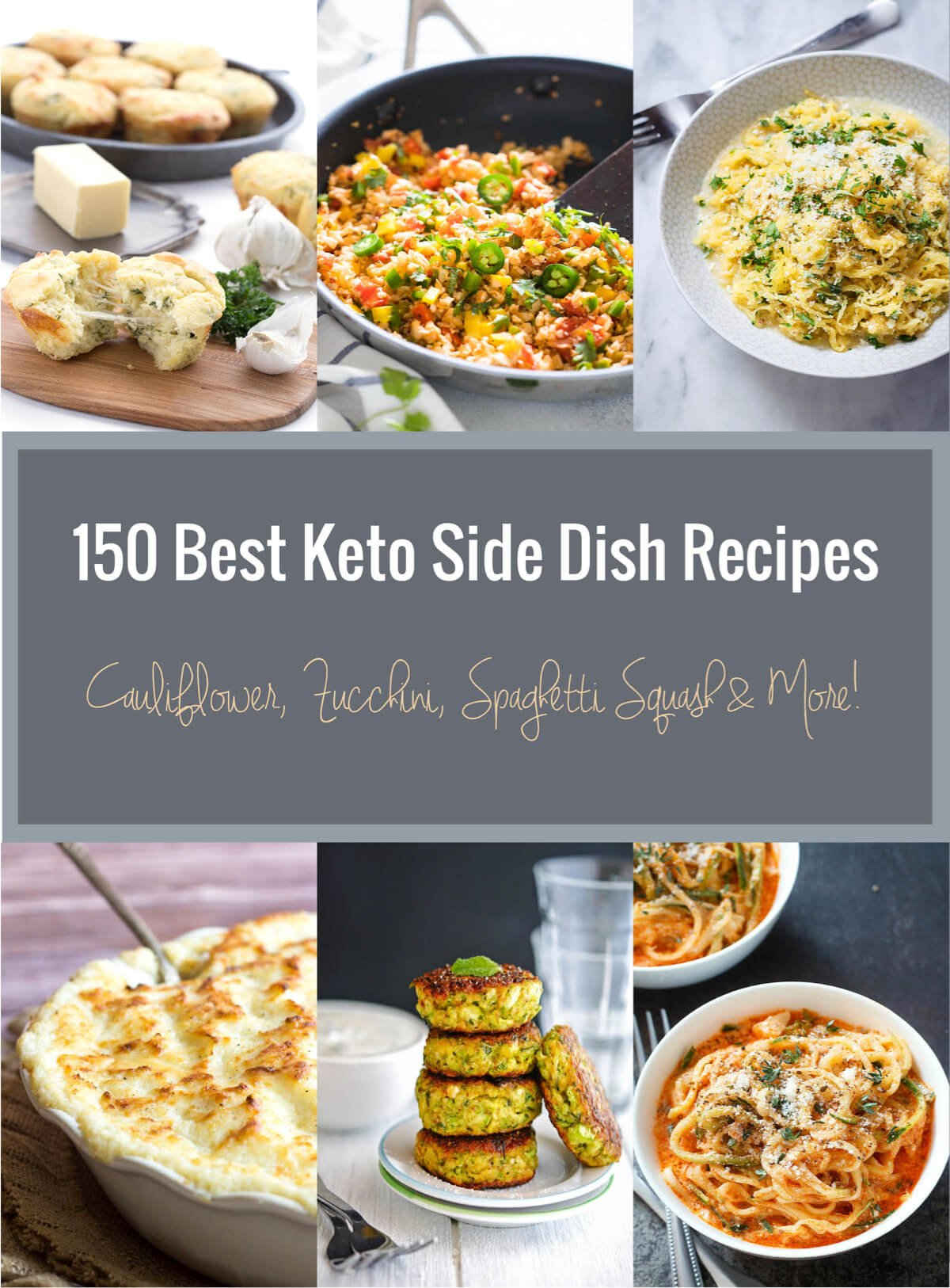 150 Best Keto Side Dish Recipes Low Carb I Breathe I M