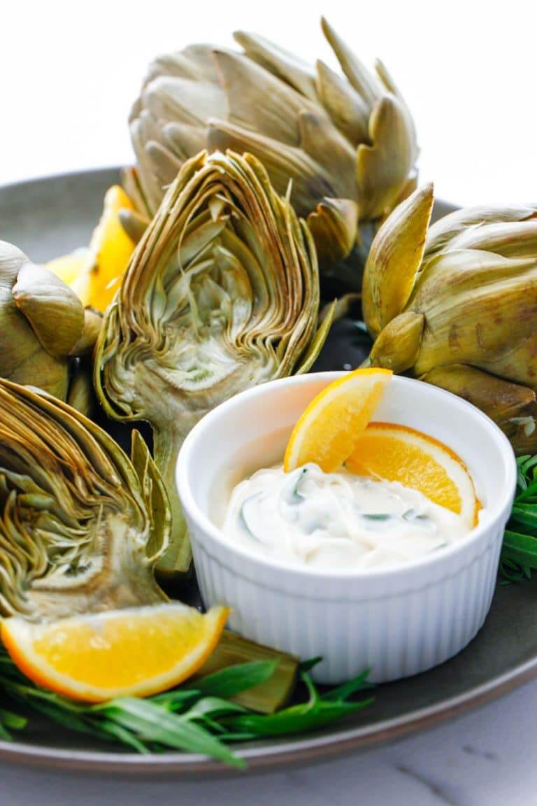 Best Keto Side Dish Recipes Artichokes