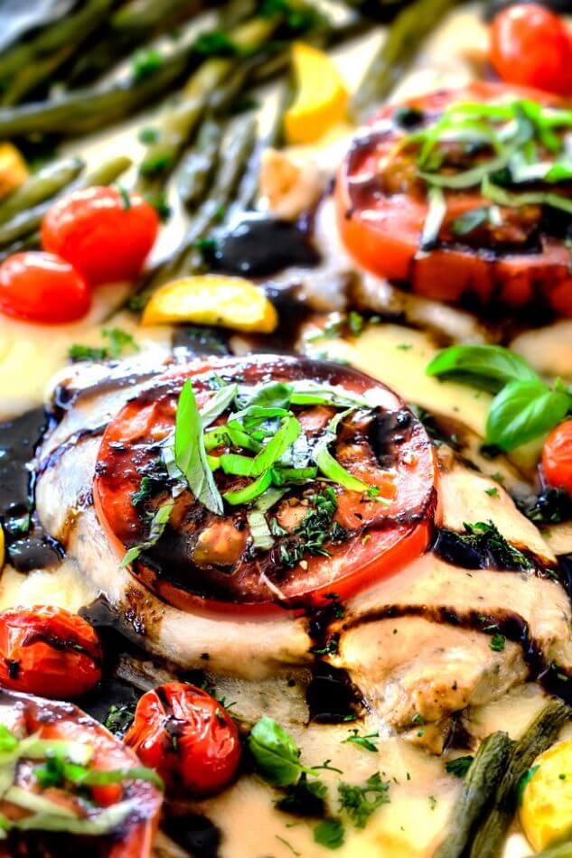 60 Best Keto Caprese Recipes Low Carb I Breathe I M Hungry