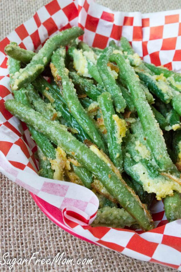 Best Keto Side Dish Recipes with Green Beans