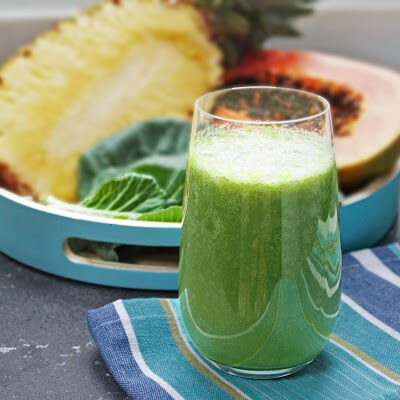 Green Smoothies – Good For Whatever Ails You