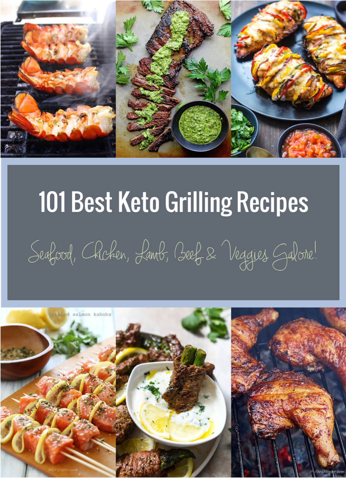101 Best Images About Arthur Edward Waite: 101 Best Keto Grilling Recipes - Low Carb