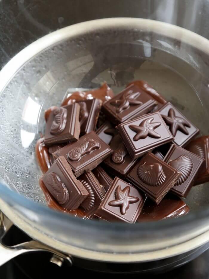 No Churn Keto Chocolate Ice Cream | I Breathe I'm Hungry
