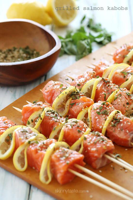 101 Best Keto Grilling Recipes - Salmon