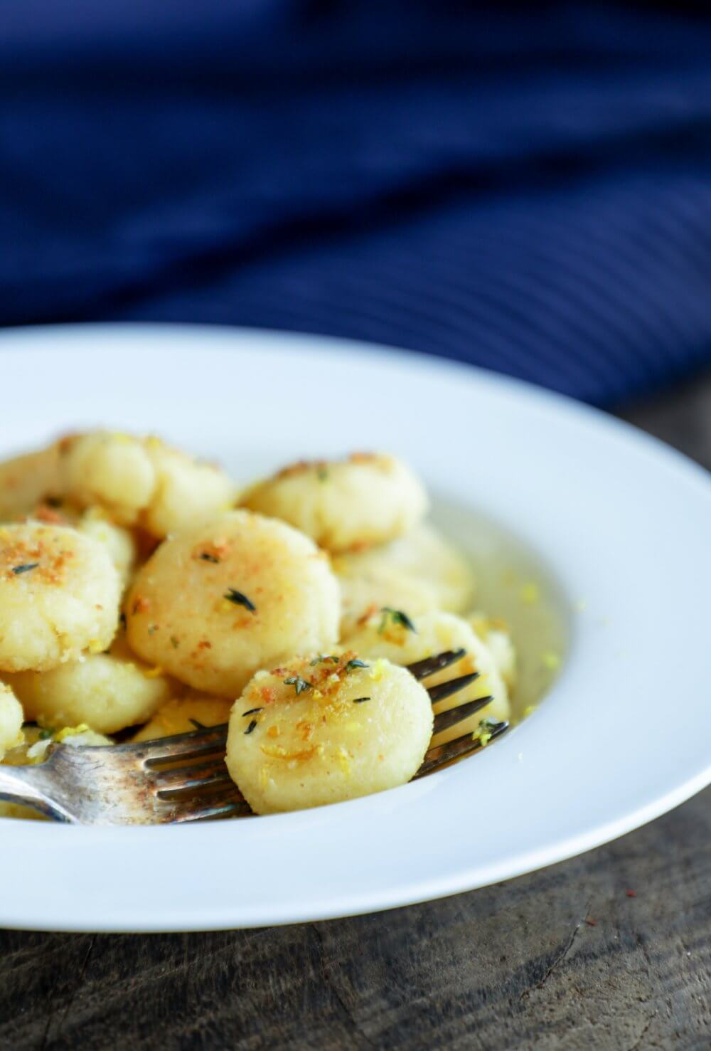 This Fathead Keto Gnocchi is everything you've been missing on a low carb diet! Gluten free!
