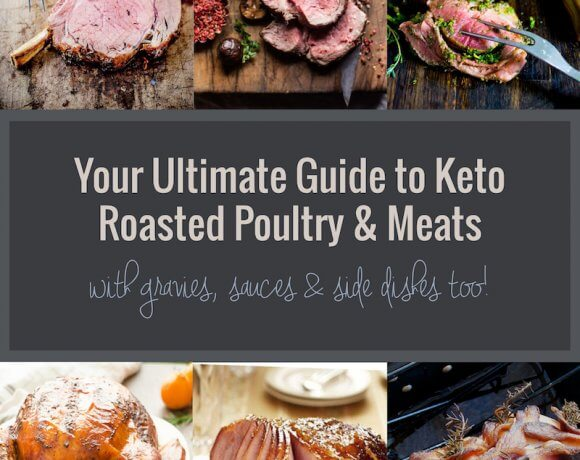 The Ultimate Guide to Keto Roasted Turkey & Meat