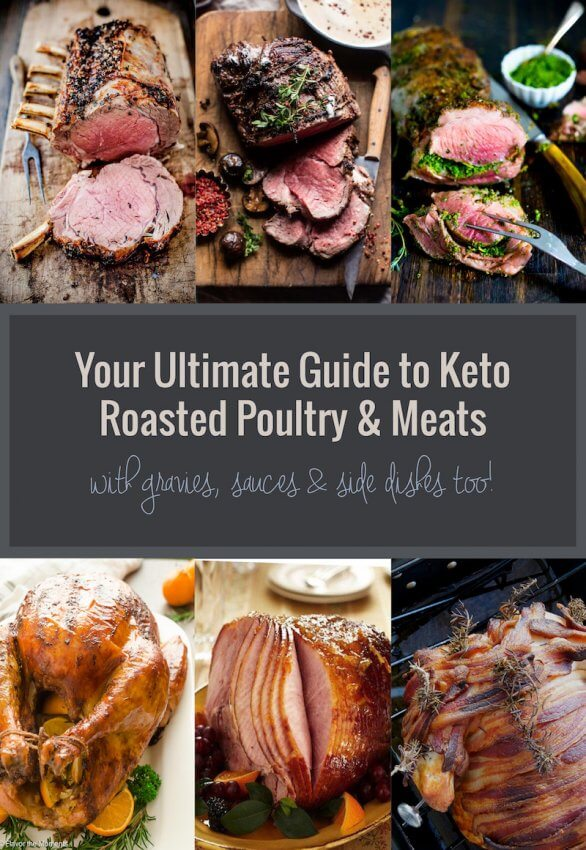 Your Ultimate Guide to Keto Roasted Turkey & Meat