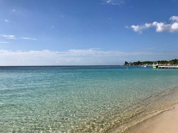 West Bay Beach, Roatan Honduras