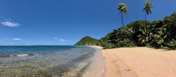 Jade beach, Honduras