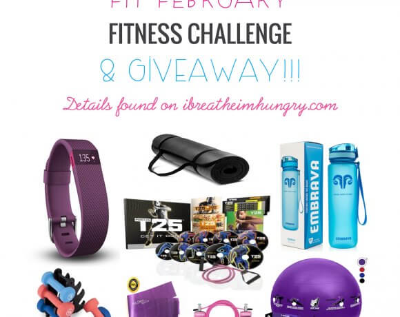 Fit February Challenge & Giveaway