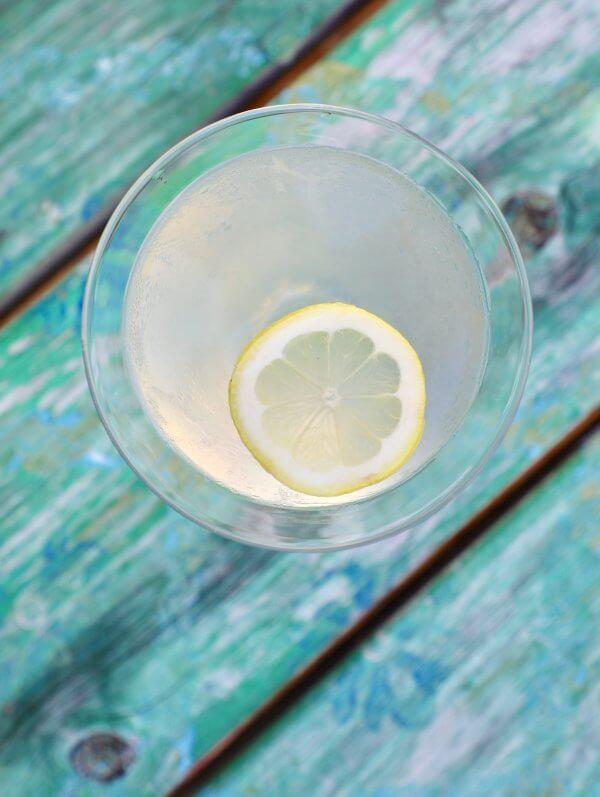 Lemon Drop Martini - Keto for Life