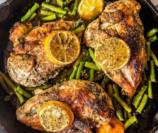 Best Keto Whole 30 Recipes - Chicken