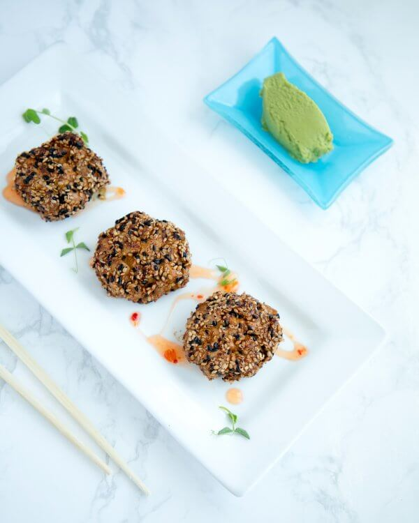 Spicy Tuna Cakes - Keto for Life