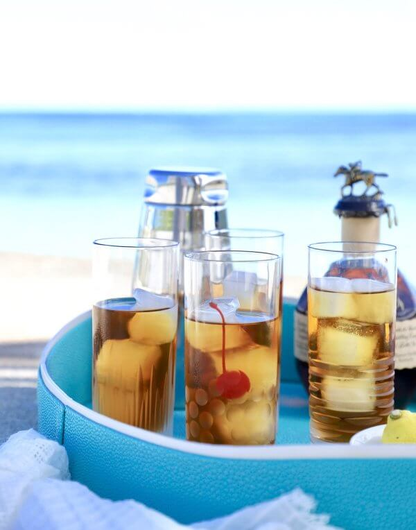 Whiskey Sours on the Beach - Keto for Life