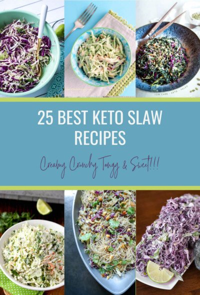 25 Best Keto Slaw Recipes