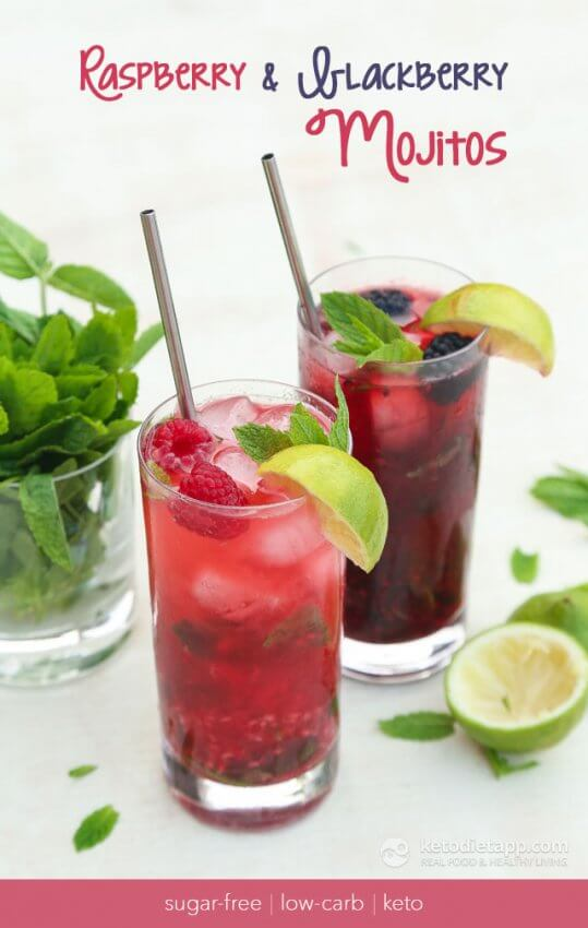25 Best Keto Cocktail Recipes Low Carb I Breathe I M Hungry