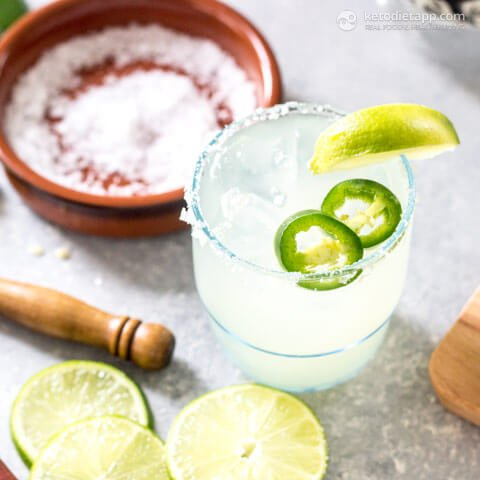 The Best Keto Cocktails - Tequila