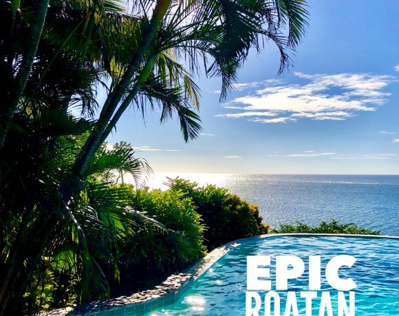 IBIH Epic Roatan Vacation Giveaway for Two!!!