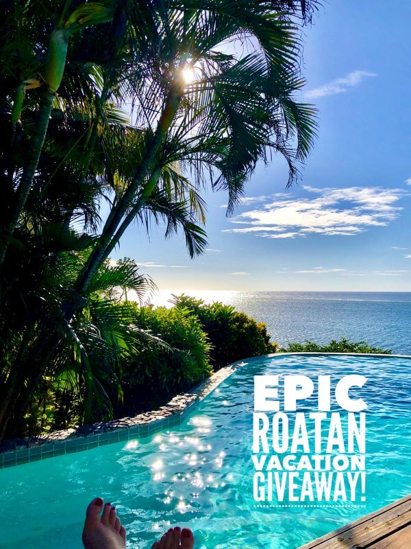 Epic Roatan Vacation Giveaway