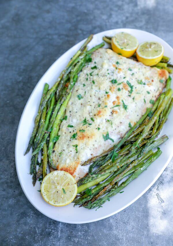Keto Asparagus Recipes Chicken