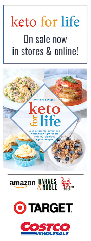 Keto for life on sale now
