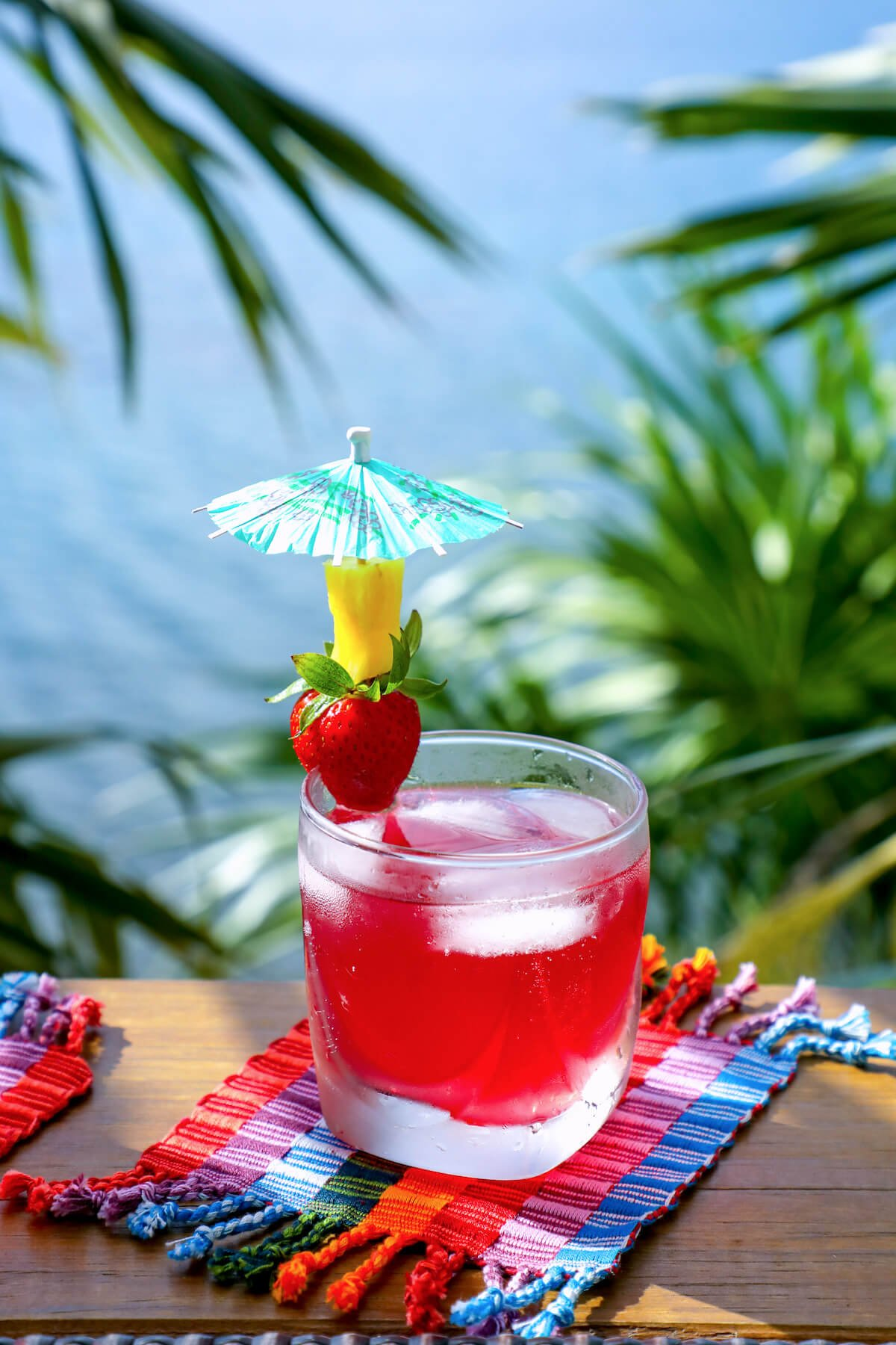 Easy Keto Rum Punch Low Carb I Breathe I M Hungry