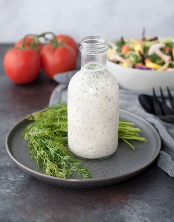Best keto dairy free recipes - dressings