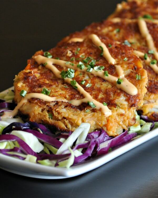 Best Keto Seafood Recipes - crab cakes