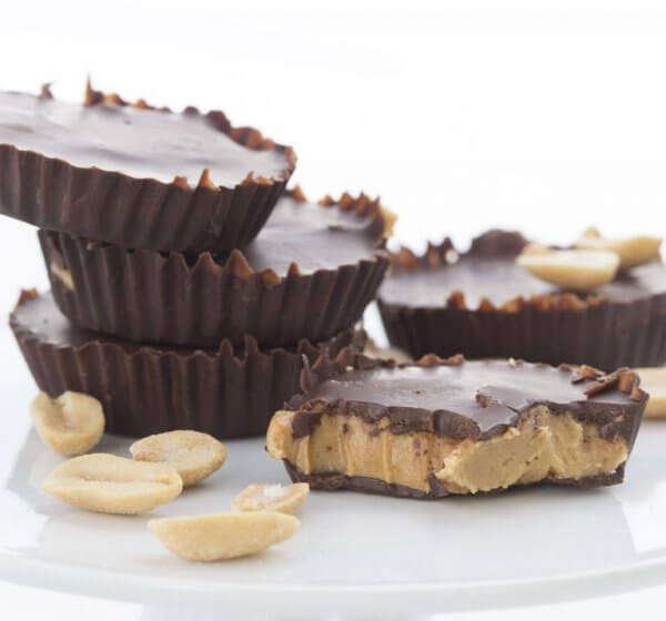 Best Keto No Bake Desserts - peanut butter 3