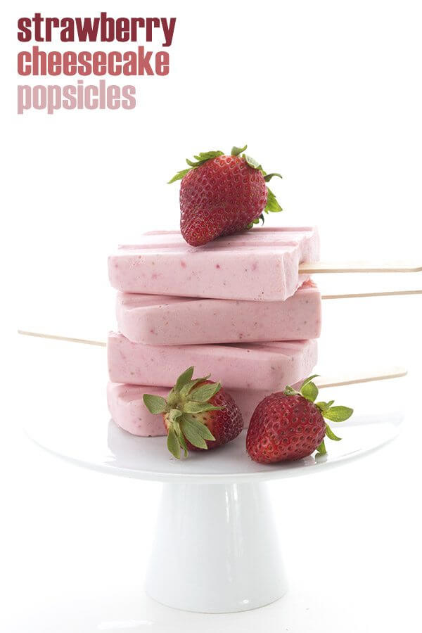 Best Keto No Bake Desserts - popsicles 2