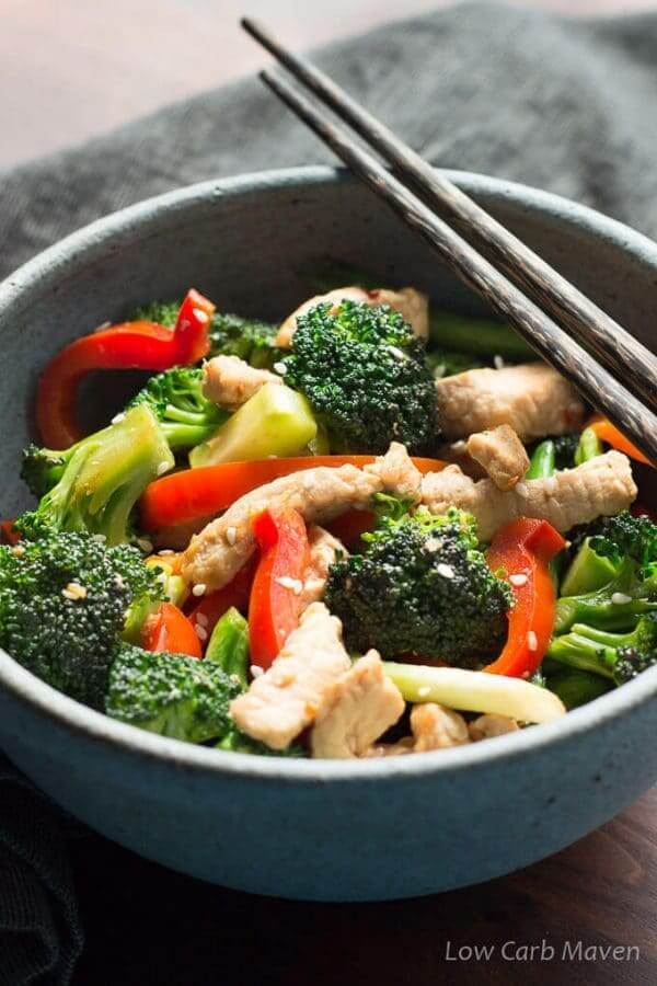 Best Keto Dairy Free Recipes - Pork