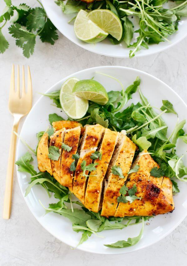 Best Dairy Free Keto Recipes - chicken