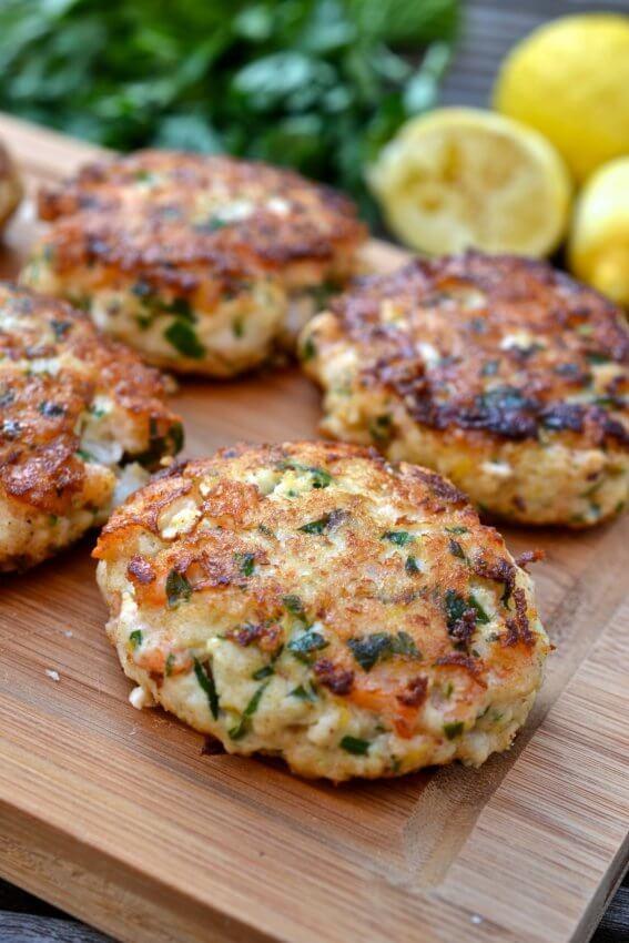 Best Keto Burger Recipes - shrimp