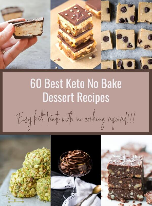 Keto-Friendly Dessert Recipes Available For Purchase
