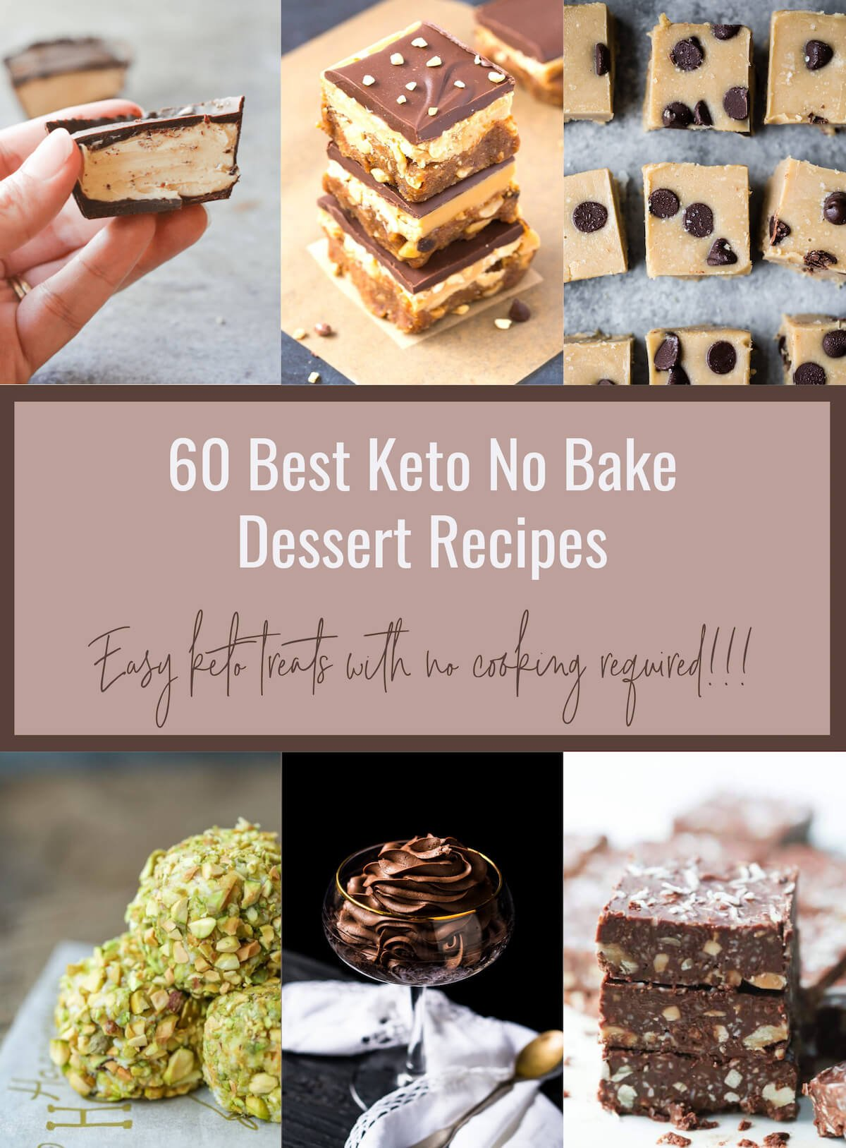 60 Best Keto No Bake Desserts Low Carb I Breathe I M Hungry
