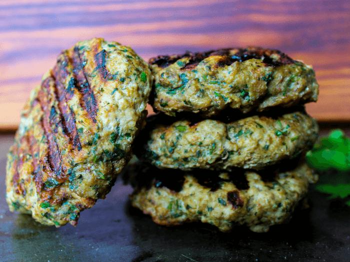 Best Keto Burger Recipes - turkey 1