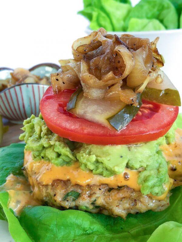 37 Best Keto Burger Recipes Low Carb I Breathe I M Hungry