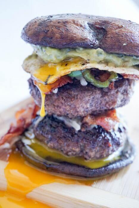 Best Kept Burger Recipes - beef 5