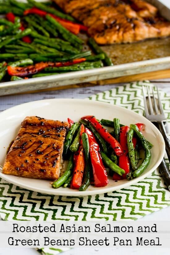 25 Best Keto Sheet Pan Meals - salmon
