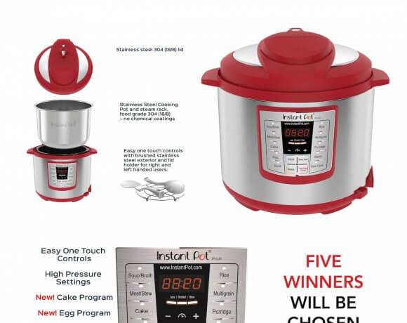 IBIH October Instant Pot Giveaway!