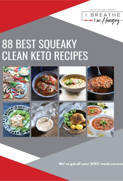 Best Squeaky Clean Keto Recipes SCKC