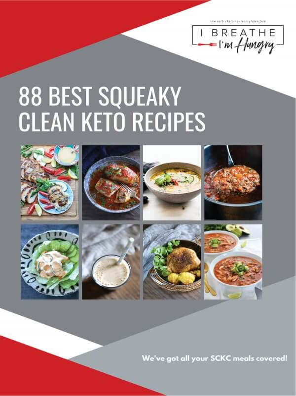 Best Squeaky Clean Keto Recipes SCKC