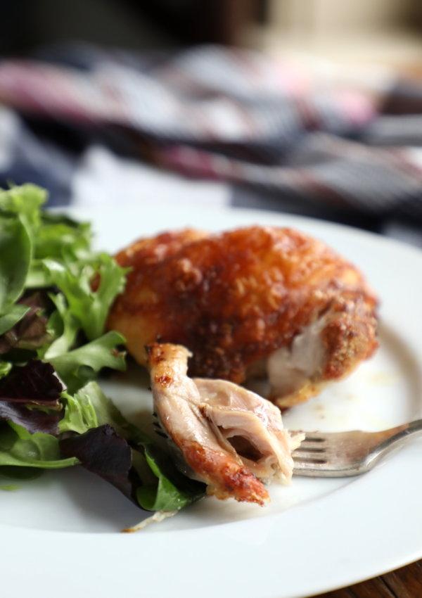Keto Caesar Baked Chicken Keto Caesar Baked Chicken caesarthighs1 600x850