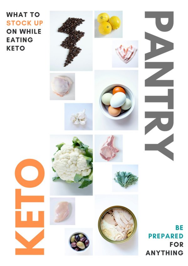 Essential Keto Pantry Guide