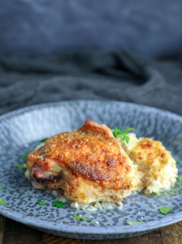 Keto Cheesy Ranch Chicken and Rice Keto Cheesy Ranch Chicken and Rice ranchchix4 600x802